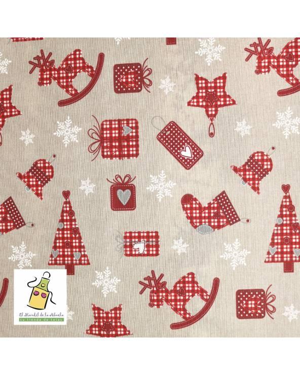 Teflón Navidad regalos